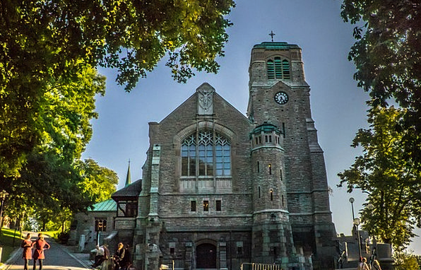 Stockholm Ecclesiastical Sweden Church Architectur