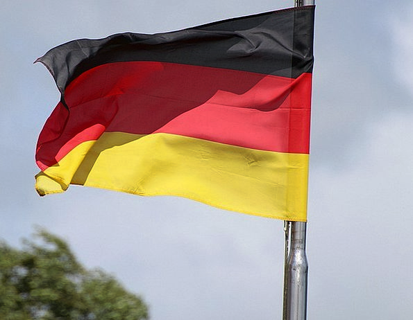 Flag Standard World Cup Germany 2014 World Champio