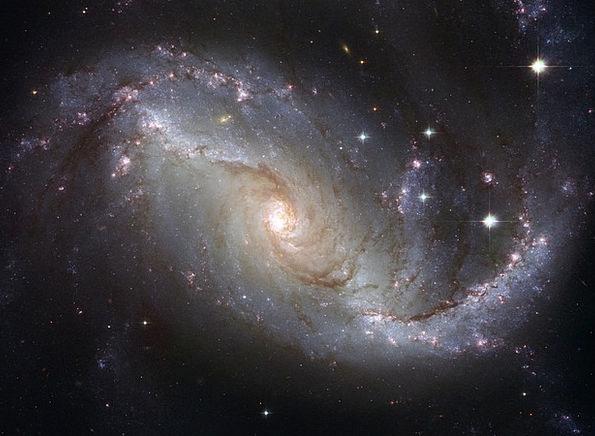 Ngc 4414 Constellation Schwertfisch Barred Spiral