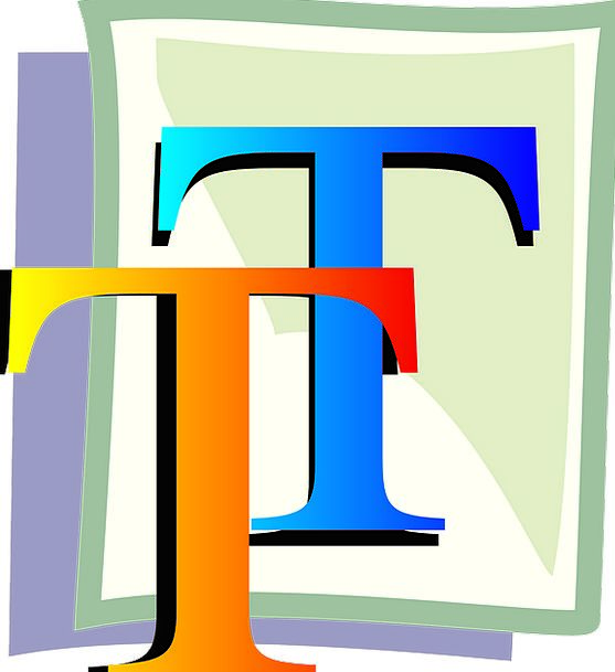 Font Typeface Chic Letter Communication Style Size