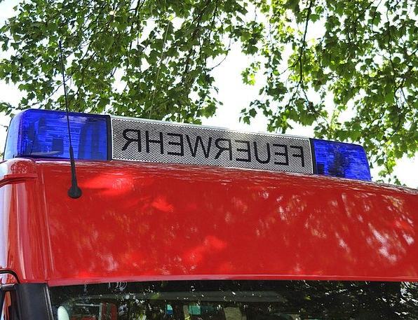 Fire Passion Rescue Vehicle Fire Truck Radio Brand