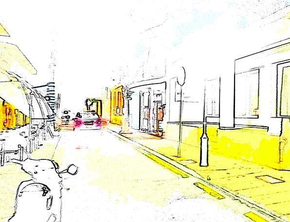 Road Street Traffic Construction Transportation Ar