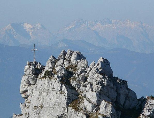 Mountain Crag Landscapes Crags Nature Cross Irrita