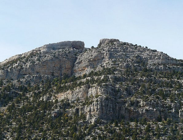 Tinaztepe Landscapes Crag Nature Turkey Mountain K