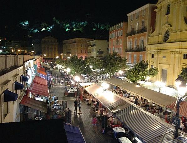 Nice Enjoyable Côte D ' Azur France Cours Sela Nig