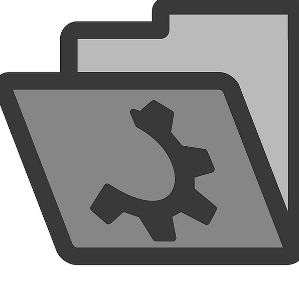 Folder Binder Communication Exposed Computer Direc