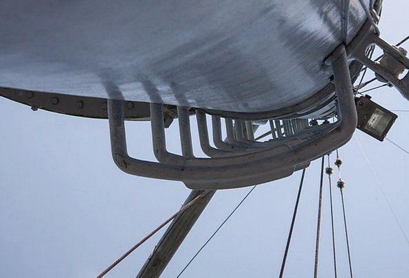 Mast Pole Strengthen Rise Increase Steel To Gabrie