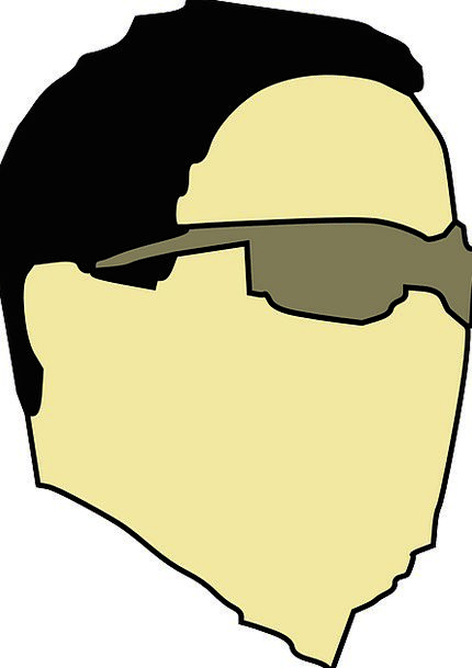 Sunglasses Shades Gentleman Glasses Spectacles Man