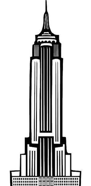 Empire State Building High-Rise Building Skyscrape