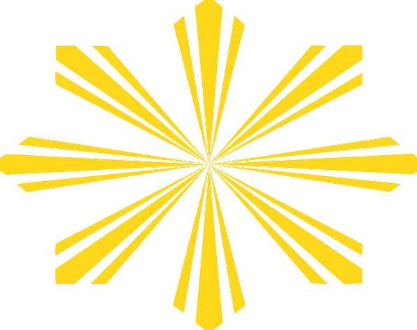 Stripes Strips Creamy Sun Yellow Sunlight Sunshine