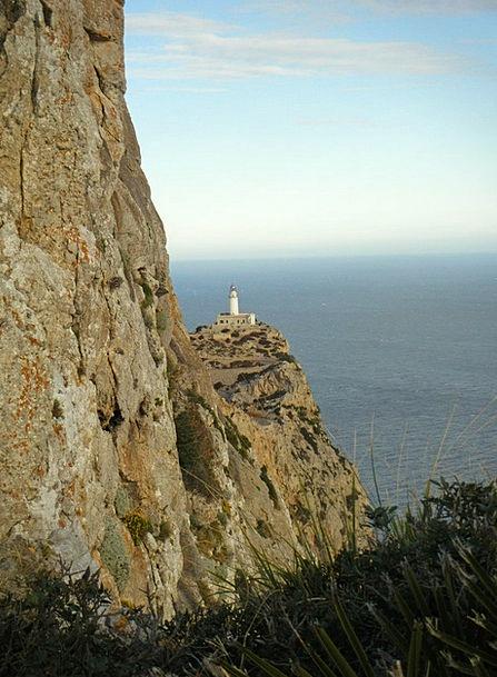 Formentor Landscapes Nature The Coast Majorca The