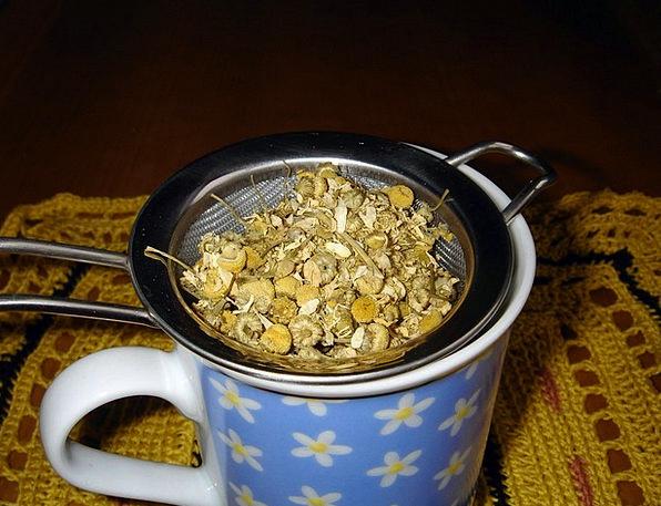 Chamomile Chamomile Tea Chamomile Blossoms Healthy