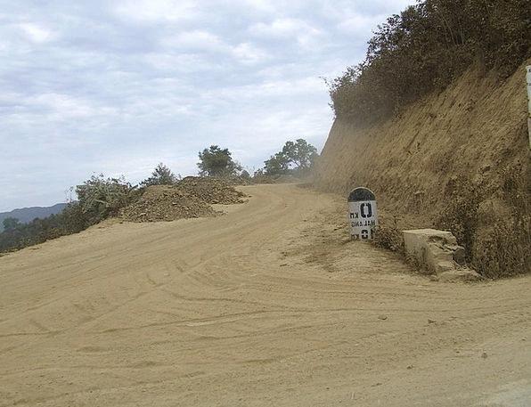 Dusty Road Landscapes Powder Nature Trees Plants D