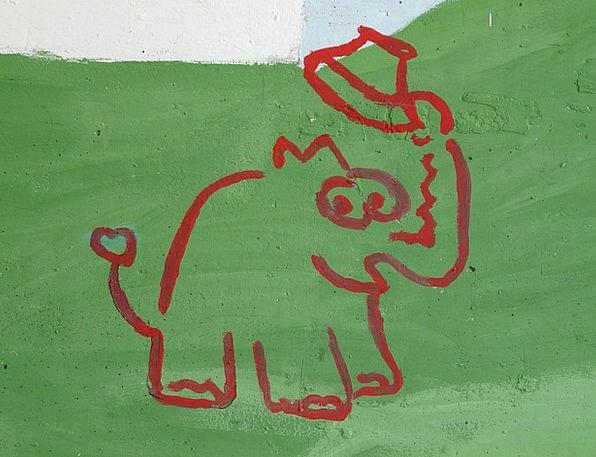 Lindros88 Comic Style Otto Waalkes Proboscis Eleph