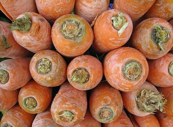 Carrots Incentives Drink Dirty Food Vegetables Pot