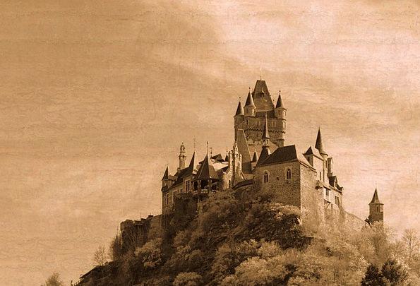 Cochem Buildings Fortress Architecture Knight'S Ca