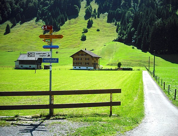 Engelberg Vacation Travel Scenic Picturesque Switz