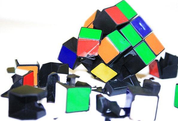 Cube Dice Enchanted Stress Pressure Magic