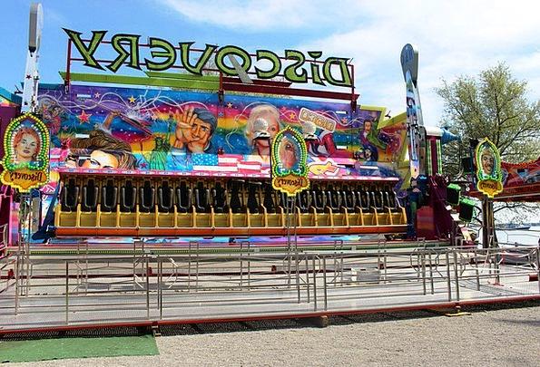 Year Market Ride Trip Fairground Rorschach
