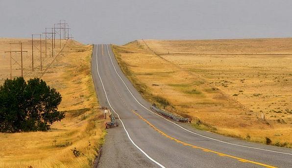 Colorado Landscapes Knolls Nature Landscape Scener