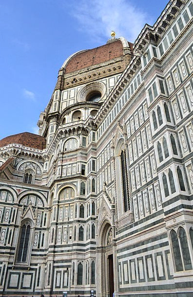 Dome Of Florence Cathedral Florence Italy Basilica