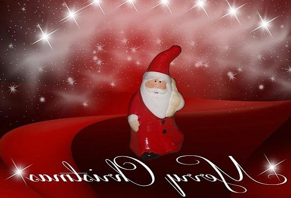 Santa Claus Advent Arrival Christmas Nicholas Chri