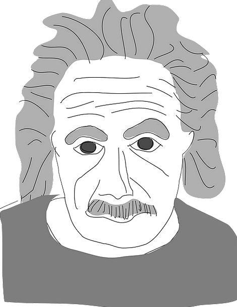 Albert Einstein Scientist Expert Theory Of Relativ