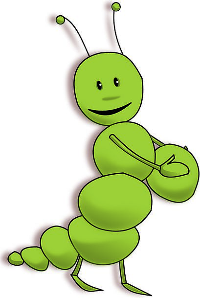 Caterpillar Worm Bug Germ Insect Character Wildlif