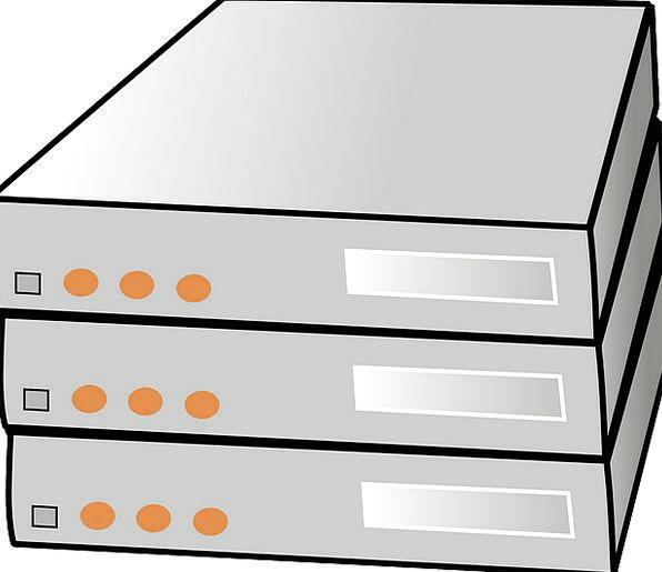 Storage Rack Communication Heap Computer Store Sto