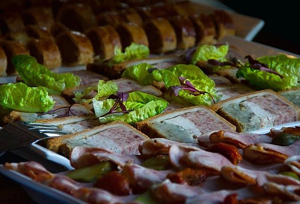 Buffet Rock Drink Nourishment Food Dinner Banquet