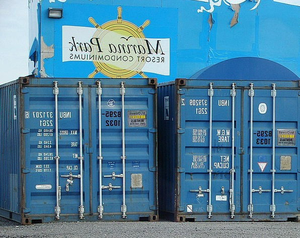 Container Ampule Partition Resort Option Wall Park