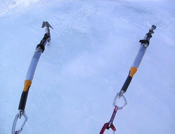 Ice Tools Ice Climbing Mountaineering Ice Ax Water