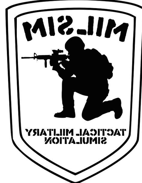 Milsim Armed Airsoft Military Tactical Strategic A