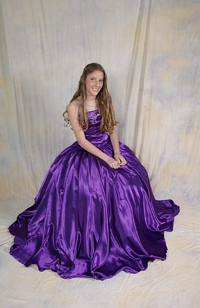 Dress Clothing Lassie Young New Girl Prom Dress Bl