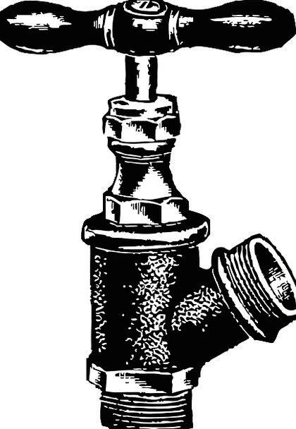 Faucet Stopper Valve Regulator Spigot Hose Bib Plu