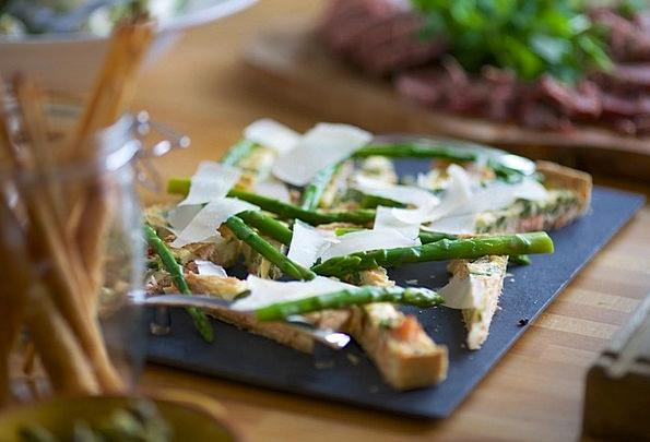 Appetizer Sample Drink Nourishment Food Asparagus