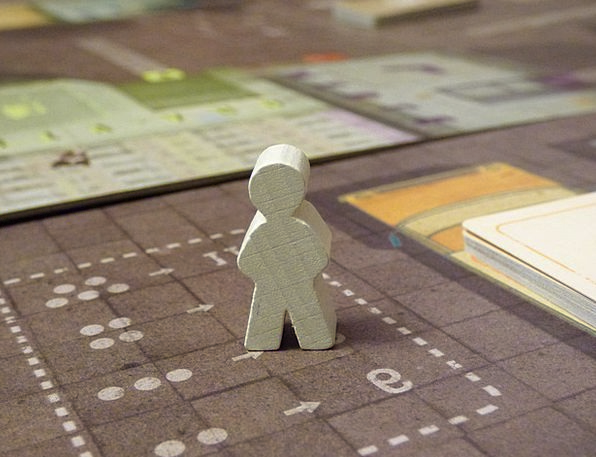 Character Charm Willing Board Game Game Planszówka
