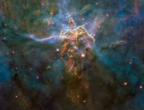 Eagle Nebula Fog Mist Ic 4703 Constellation Snake
