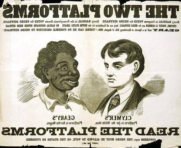 Racial Segregation Discrimination Black Dark Racis