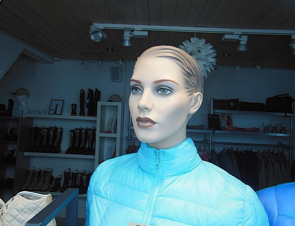 Mannequin Doll Fashion Style Beauty Fashion Shop F