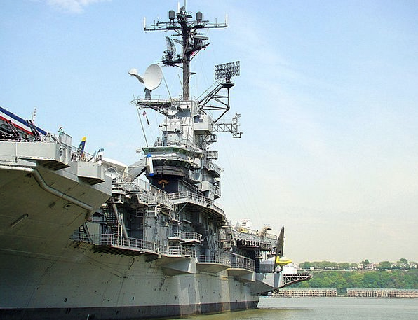Ship Vessel Stream Aircraft Airplane River Carrier