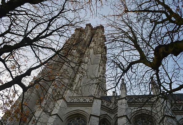 Church Ecclesiastical Structure Architecture Build