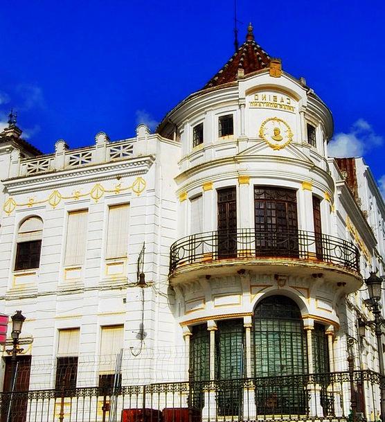 Huelva Buildings Architecture Casino Nightclub Spa