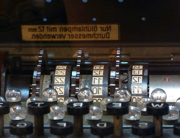 Enigma Paradox Communication Computer Ciphers Code