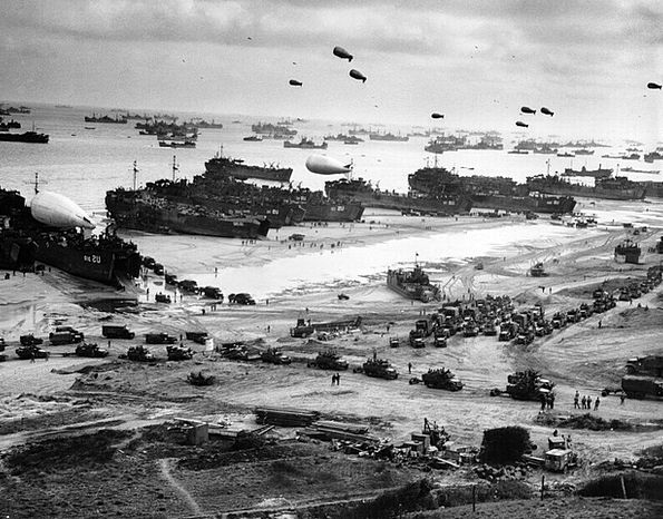 Normandy Source World War Ii Supply D Day Ww2 Fran