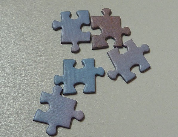 Puzzle Mystery Play Production Puzzle Piece