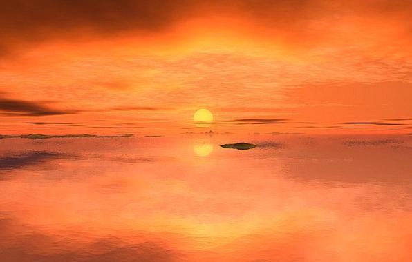 Sun Vacation Sundown Travel Sunrise Dawn Sunset Re