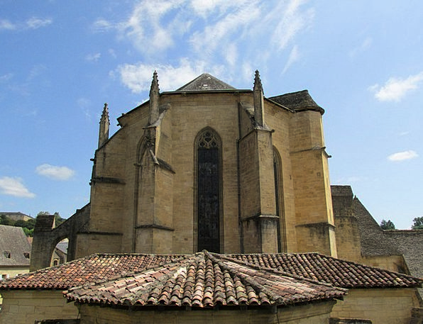 Cathedral Church Buildings Architecture France Sar