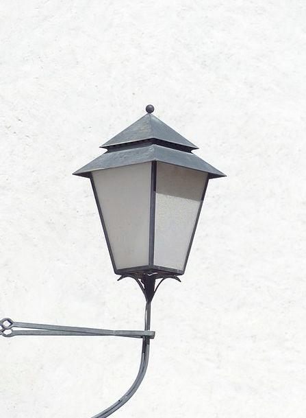 Lantern Uplighter Light Bright Lamp Hell Underworl