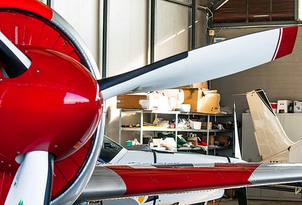 Plane Flat Particular Aircraft Propeller Workshop